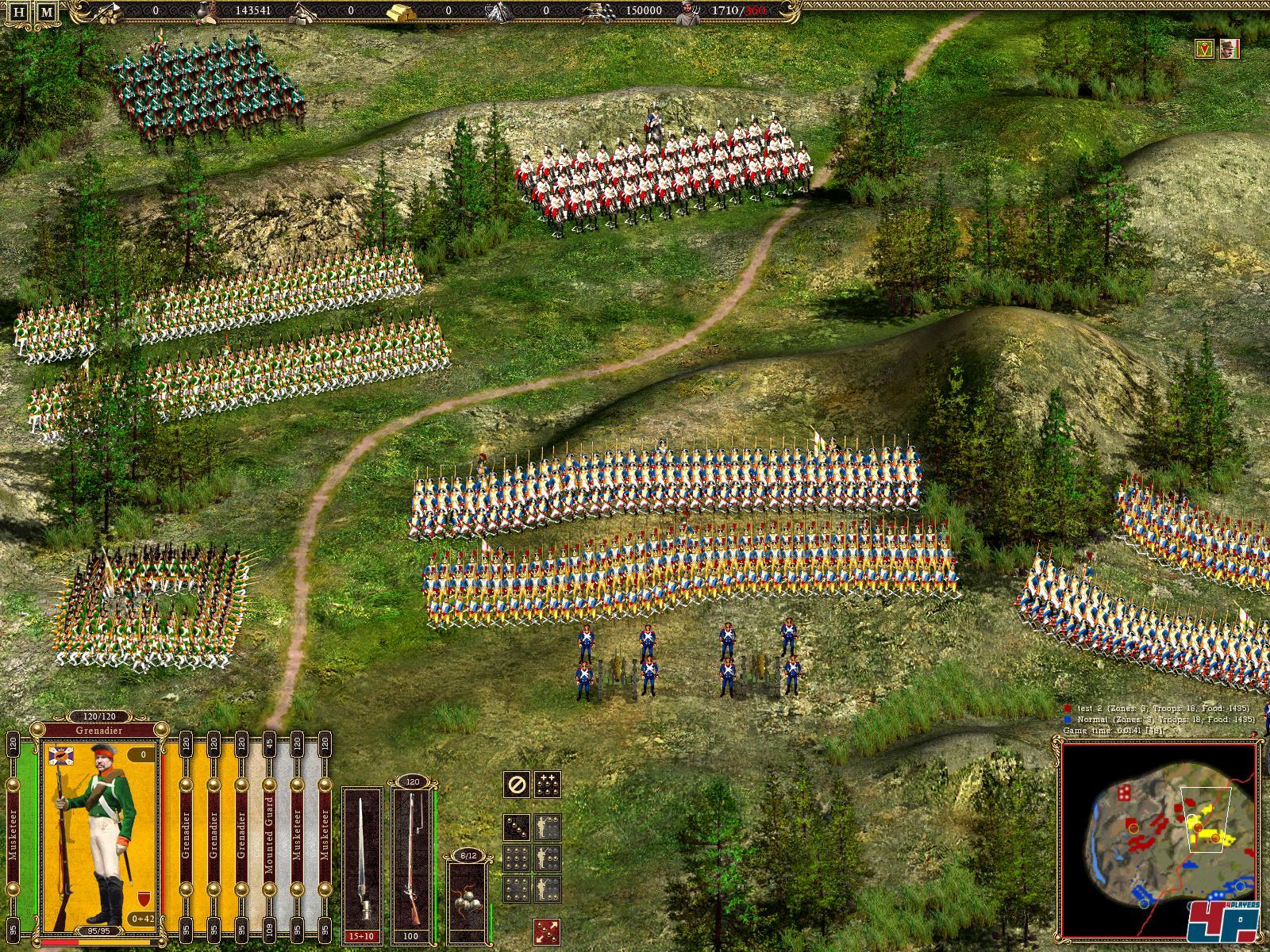 Скачать игру Казаки 2 Битва за Европу / Cossacks 2 The Battle for