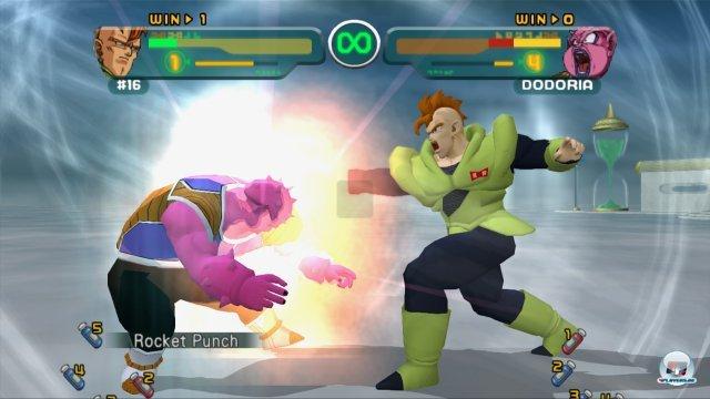 Screenshot - DragonBall Z Budokai HD Collection (PlayStation3) 2375392