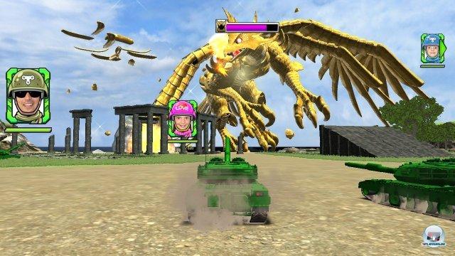Screenshot - Tank! Tank! Tank! (Wii_U) 92425197