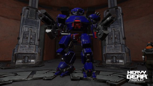 Screenshot - Heavy Gear Assault (PC)