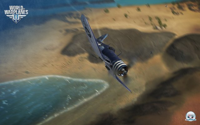Screenshot - World of Warplanes (PC) 2370377