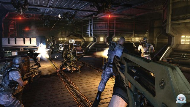 Screenshot - Aliens: Colonial Marines (360) 2283442