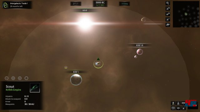 Screenshot - Star Lords (PC)