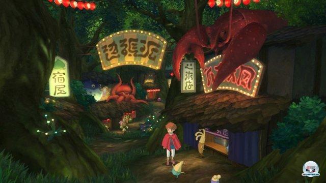 Screenshot - Ni no Kuni: Shikkoku (PlayStation3) 2257752