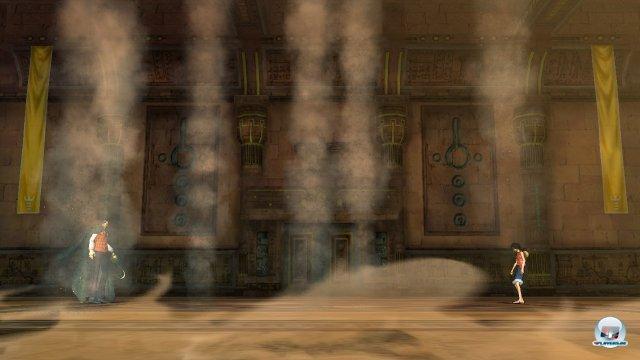 Screenshot - One Piece: Pirate Warriors (PlayStation3) 2362102