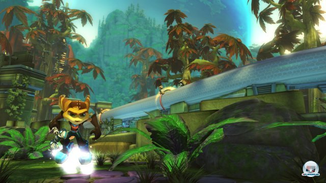 Screenshot - Ratchet & Clank: QForce (PlayStation3) 2384922