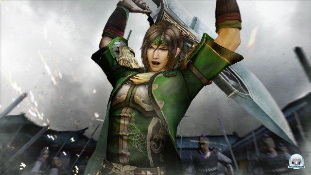 Screenshot - Dynasty Warriors 8 (PlayStation3) 92433872