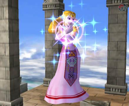 Zelda setzt den Such-Zauber ein. 21699