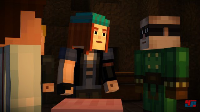 Screenshot - Minecraft: Story Mode - Episode 2: Montage erforderlich (360) 92516463