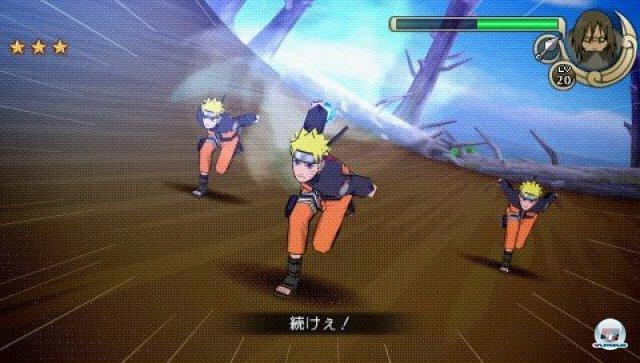 Screenshot - Naruto Shippuden: Ultimate Ninja Impact (PSP) 2259997