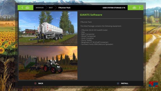 Screenshot - Landwirtschafts-Simulator 17 (PC)