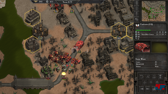 Screenshot - Warhammer 40.000: Armageddon (PC)