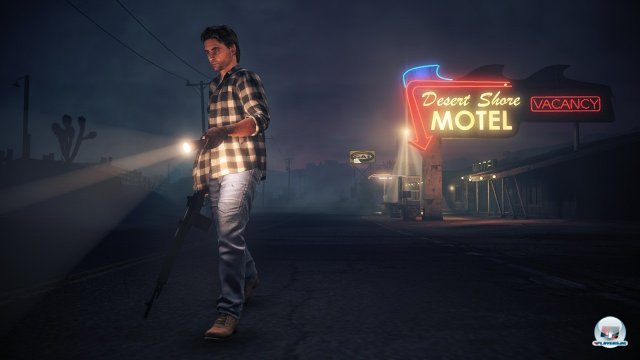 Screenshot - Alan Wake's American Nightmare (360) 2308397
