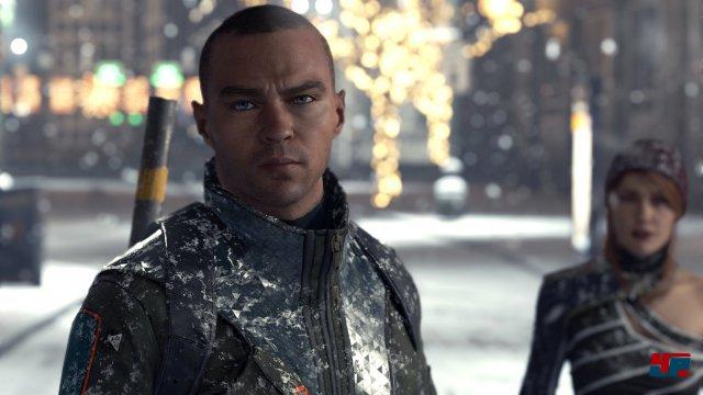 Screenshot - Detroit: Become Human (PS4)
