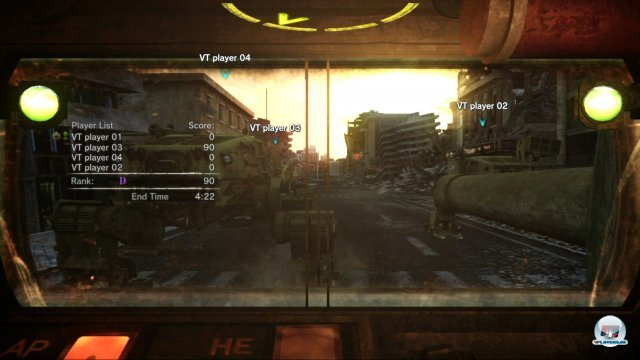 Screenshot - Steel Battalion: Heavy Armor (360)