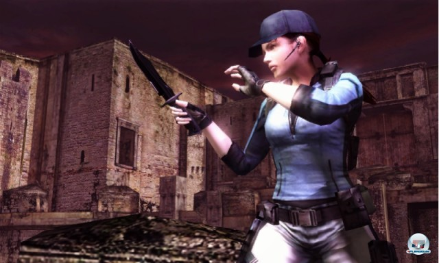 Screenshot - Resident Evil: The Mercenaries 3D (3DS) 2227473