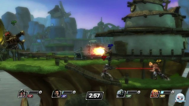 Screenshot - PlayStation All-Stars: Battle Royale (PS_Vita) 2365097