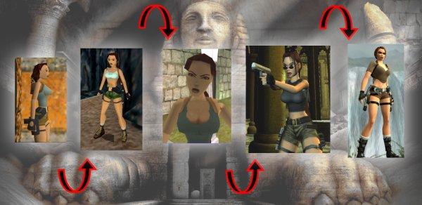 Lara Croft<br><br>Die Herzogin aller Heldinnen. 1996 der Designmaus von Toby Gard entsprungen sorgte sie schon damals für viele Fragen: Wieso sind ihre Brüste dreieckig? Antwort: Viel besser konnten es damalige PCs bzw. die PlayStation eben nicht darstellen. Wie kann sie sich diesem Vorbau zum Trotz elegant wie eine Gazelle von Vorsprung zu Vorsprung hechten? Antwort: Es ist ein Spiel, leb damit! Frage: Wieso ist sie scheinbar die einzige Heldin, die im Laufe der Zeit an Holzvorderhüttn verloren hat? Antwort: Vermutlich weil irgendwann die Realität die Phantasie der Designer einholt. 1719469