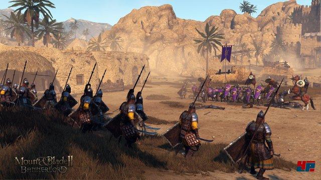 Screenshot - Mount & Blade 2: Bannerlord (PC)