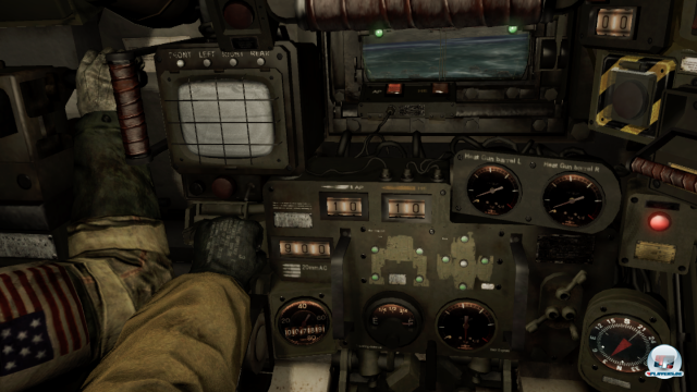 Screenshot - Steel Battalion: Heavy Armor (360) 2244042