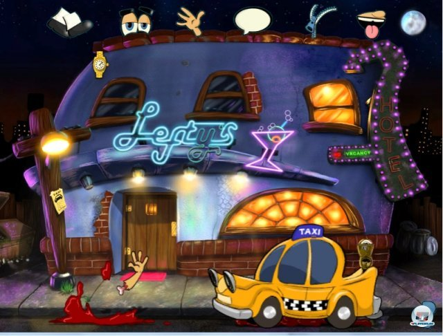 Screenshot - Leisure Suit Larry in the Land of the Lounge Lizards (PC) 2275452