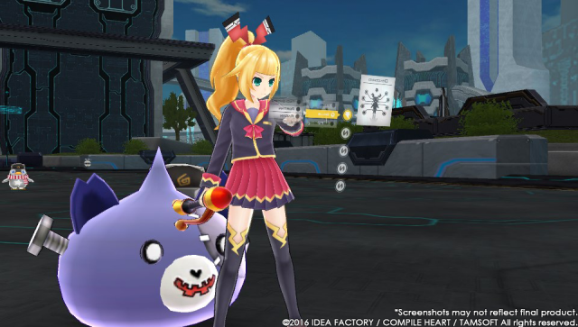 Screenshot - MegaTagmension Blanc   Neptune VS Zombies (PS_Vita) 92525108