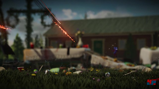 Screenshot - Unravel 2 (PC)