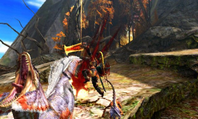 Screenshot - Monster Hunter 4 (3DS) 92399087