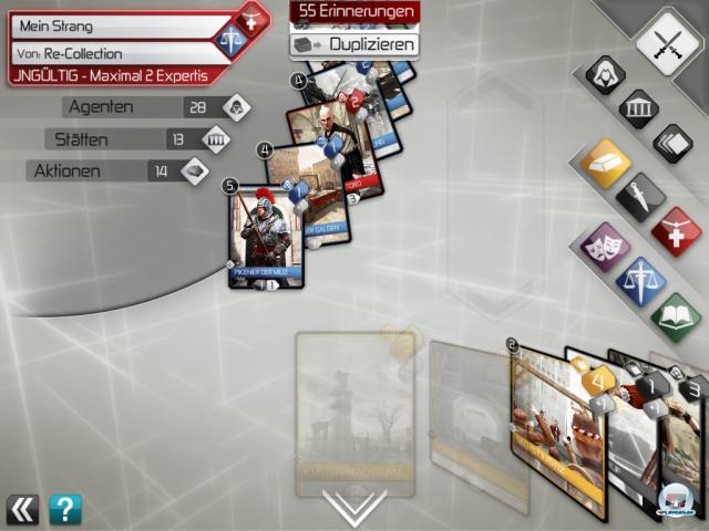 Screenshot - Assassin's Creed Recollection (iPad) 2328402