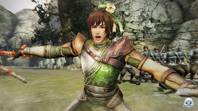 Screenshot - Dynasty Warriors 8 (PlayStation3) 92433627