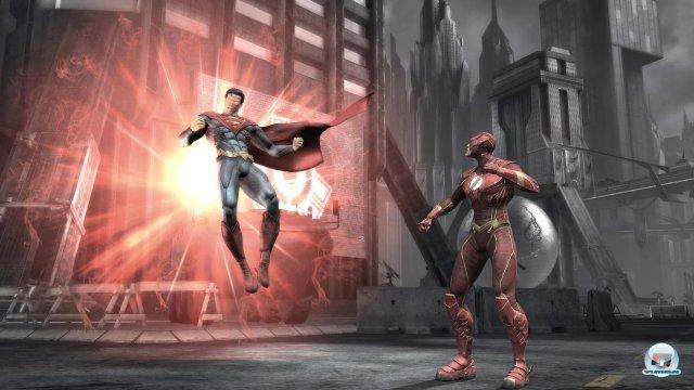 Screenshot - Injustice: Götter unter uns (360) 2356917