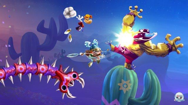 Screenshot - Rayman Legends (360) 92460269