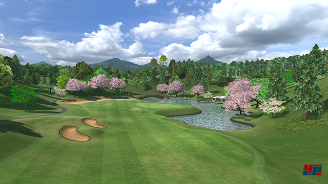 Screenshot - Everybody's Golf VR (PS4)