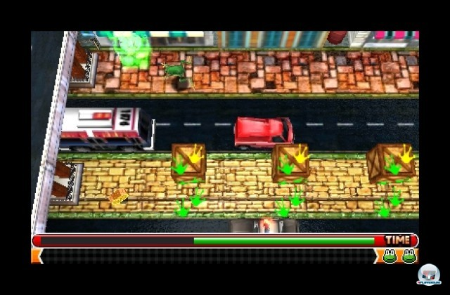 Screenshot - Frogger 3D (3DS) 2252662