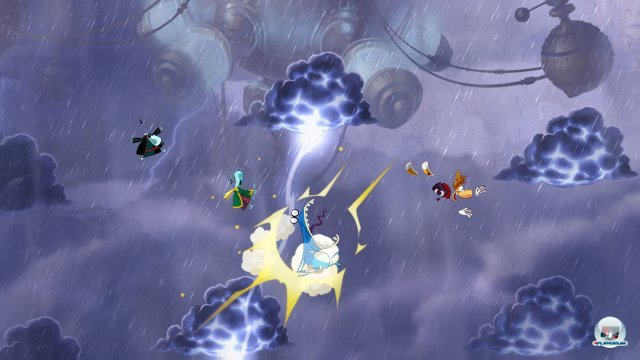 Screenshot - Rayman Origins (360) 2284987