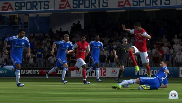 Screenshot - FIFA Football (PS_Vita)