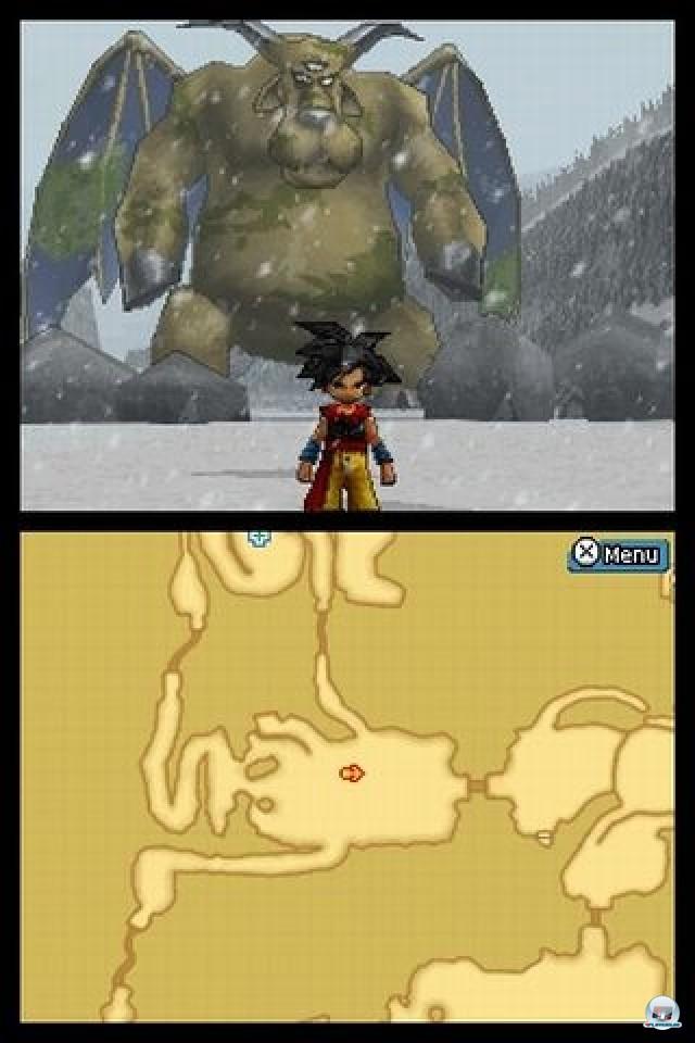Screenshot - Dragon Quest Monsters: Joker 2 (NDS) 2230288