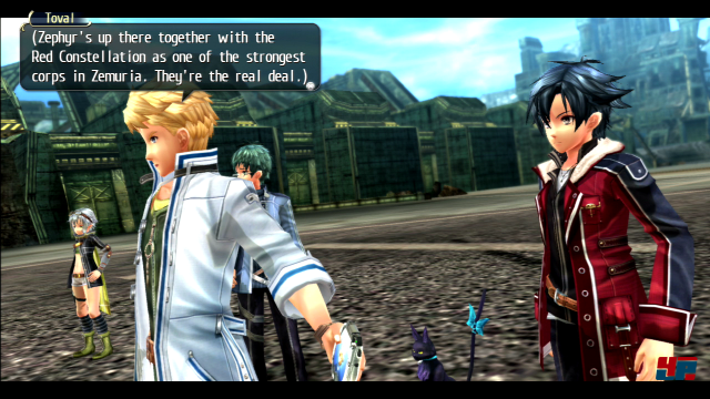 Screenshot - The Legend of Heroes: Trails of Cold Steel 2 (PS3) 92532851