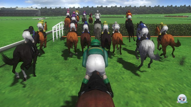 Screenshot - Champion Jockey: G1 Jockey & Gallop Racer (PlayStation3) 2229888