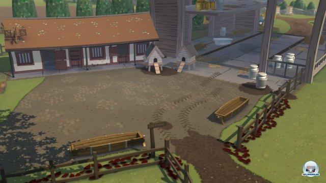 Screenshot - When Vikings Attack! (PlayStation3) 2393717