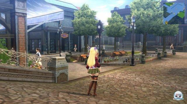 Screenshot - The Legend of Heroes: Sen no Kiseki (PlayStation3)