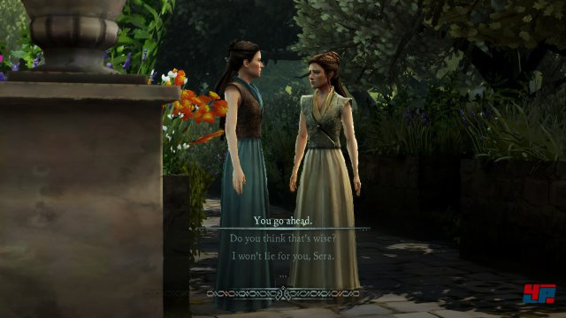 Screenshot - Game of Thrones - Episode 3: The Sword in the Darkness (iPad) 92502856
