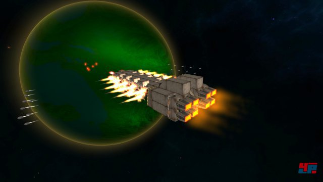 Screenshot - Lightspeed Frontier (Linux)