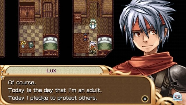 Screenshot - Mystic Chronicles (PSP)