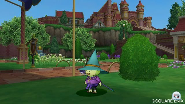 Screenshot - Dragon Quest X Online (Wii) 2280417