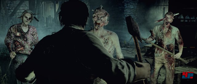 Screenshot - The Evil Within (360) 92483002