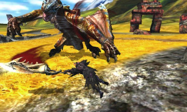 Screenshot - Monster Hunter 4 (3DS) 92399072