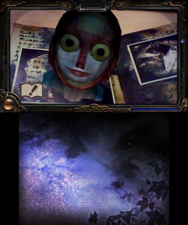 """Das """"Violette Tagebuch"""" ist die Grundlage für zahlreiche, meist unspektakuläre Spielereien mit """"Erweiterter Realität""""."""