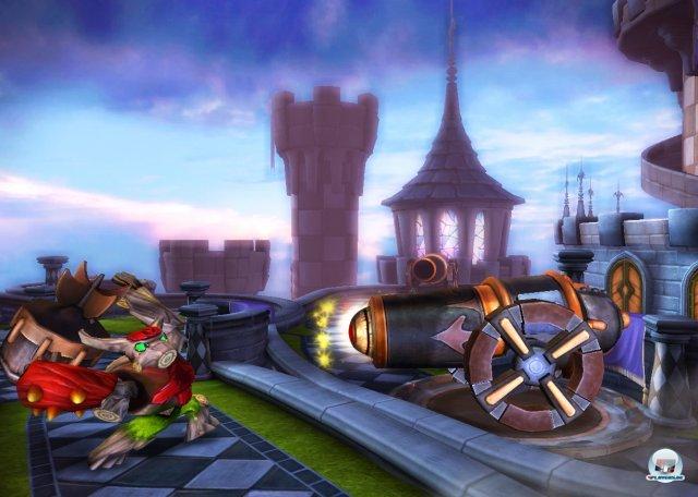 Screenshot - Skylanders: Giants (Wii_U)