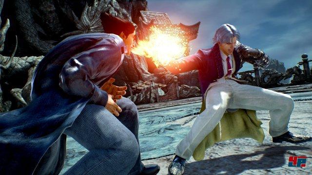 Screenshot - Tekken 7: Fated Retribution (PC)